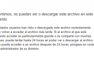 SOLUCIÓN! DESCARGAR DE GOOGLE DRIVE SIN LIMITES