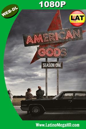 Dioses americanos (Serie de TV) (2017) Temporada 1 Latino WEB-DL 1080P ()